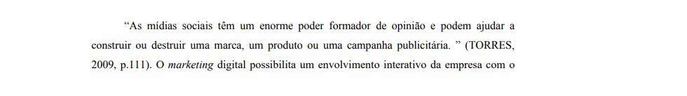 exemplo 2 citação direta curta